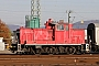 "MaK 600456 - DB Cargo ""363 141-3"" 01.11.2016 - Basel, Badischer BahnhofTheo Stolz"