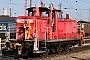 "MaK 600456 - DB Cargo ""363 141-3"" 21.04.2018 - Basel, Badischer BahnhofTheo Stolz"
