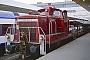 """MaK 600456 - Railion """"363 141-3"""" __.06.2007 - Hamburg-AltonaBernd Spille"""