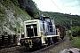 "MaK 600458 - DB ""365 143-7"" 25.06.1991 - Geislinger SteigeWerner Brutzer"