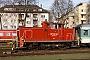 "MaK 600458 - DB AG ""365 143-7"" 03.04.2001 - Ulm, HauptbahnhofWerner Brutzer"