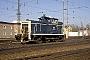 """MaK 600458 - RAB """"365 143-7"""" 26.03.2007 - Ulm, HauptbahnhofWerner Brutzer"""