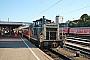"MaK 600458 - RAB ""365 143-7"" 29.08.2015 - Ulm, HauptbahnhofTobias Schmidt"