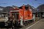 """MaK 600460 - DB Cargo """"365 145-2"""" 17.11.2002 - Karlsruhe, HauptbahnhofWerner Brutzer"""