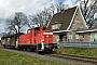 """MaK 600460 - BDK """"365 145-2"""" 30.03.2016 - Nordhorn-HestrupJohann Thien"""