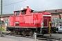 """MaK 600462 - DB Schenker """"363 147-0"""" 02.07.2013 - Hagen VorhalleRolf Alberts"""