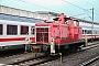 """MaK 600462 - DB Schenker """"363 147-0"""" 04.09.2014 - Hannover, HauptbahnhofEdgar Albers"""