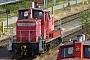 "MaK 600462 - DB Cargo ""363 147-0"" 07.07.2017 - KielTomke Scheel"