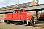"""MaK 600464 - DB Schenker """"363 149-6"""" 17.05.2014 - Halle (Saale)Marvin Fries"""