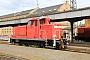 "MaK 600464 - DB Schenker ""363 149-6"" 17.05.2014 - Halle (Saale), HauptbahnhofMarvin Fries"