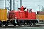 """MaK 600464 - DB Cargo """"363 149-6"""" 18.05.2017 - Leipzig-WahrenRudolf Schneider"""