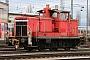 "MaK 600465 - DB Cargo ""363 150-4"" 03.02.2018 - Basel, Badischer BahnhofTheo Stolz"