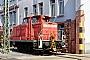"""MaK 600465 - DB Cargo """"363 150-4"""" 21.08.2017 - Mannheim, BetriebshofErnst Lauer"""