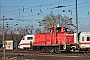 "MaK 600465 - DB Cargo ""363 150-4"" 14.02.2018 - Basel, Badischer BahnhofTobias Schmidt"