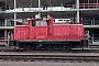 """MaK 600465 - DB Cargo """"363 150-4"""" 23.12.2018 - Karlsruhe, HauptbahnhofWolfgang Rudolph"""