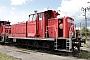 """MaK 600468 - DB Schenker """"363 232-0"""" 23.04.2012 - Kornwestheim, BahnbetriebswerkRalph Mildner"""