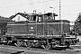 """MaK 600468 - DB """"261 232-3"""" 08.09.1975 - Minden (Westfalen)Klaus Görs"""