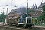 "MaK 600469 - DB ""361 233-0"" 16.07.1992 - Freiburg (Breisgau), HauptbahnhofIngmar Weidig"