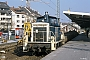 "MaK 600469 - DB ""361 233-0"" 23.11.1993 - Freiburg (Breisgau), HauptbahnhofIngmar Weidig"
