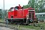 "MaK 600471 - Railion ""363 235-3"" 31.08.2007 - EisenachMarkus Rüther"