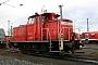 """MaK 600476 - Railion """"363 240-3"""" 01.01.2007 - Darmstadt, BahnbetriebswerkRalf Lauer"""