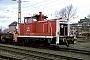 """MaK 600476 - DB Cargo """"365 240-1"""" 02.01.2001 - DillingenWerner Brutzer"""