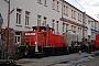"""MaK 600476 - DB Schenker """"363 240-3"""" 12.09.2012 - Mannheim, Bahnbetriebswerk RbfHarald S."""