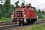 """MaK 600476 - DB Schenker """"363 240-3"""" 18.07.2012 - Graben-NeudorfWerner Brutzer"""