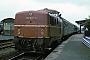 """MaK 800002 - DB """"280 007-6"""" 16.06.1975 - Neustadt (Coburg)Werner Brutzer"""