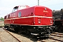 """MaK 800002 - DP """"280 007-6"""" 05.07.2015 - Altenbeken, BahnbetriebswerkThomas Wohlfarth"""