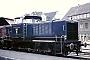 "MaK 800010 - WLE ""VL 0622"" __.__.19xx - Lippstadt, Bahnhof Lippstadt NordManfred Kopka"