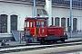 """Moyse 3550 - BVZ """"71"""" 15.03.1991 - Brig, Bahnbetriebswerk BVZIngmar Weidig"""
