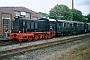 """O&K 21129 - DGEG """"V 36 231"""" 16.07.1998 - Bochum-Dahlhausen, DGEG MuseumLeon Schrijvers"""