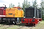 """O&K 21140 - TEV """"V 36 032"""" 24.05.2014 - Weimar, BahnbetriebswerkThomas Wohlfarth"""