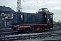 """O&K 21297 - DB """"236 219-2"""" 06.11.1977 - Bremen, Bahnbetriebswerk Bremen RbfNorbert Lippek"""