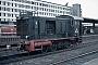"O&K 21457 - DB ""236 214-3"" 31.07.1975 - Braunschweig, HauptbahnhofNorbert Lippek"