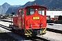 "O&K 25923 - Zillertalbahn ""D 12"" 17.10.2011 - JenbachThomas Reyer"