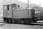 "O&K 25965 - Zillertalbahn ""D 11"" 02.08.1977 - JenbachRichard Schulz (Archiv Christoph und Burkhard Beyer)"