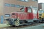 "O&K 26261 - Hafenbahn Hamburg ""221"" 23.09.1989 - Hamburg-Kleiner GrasbrookEdgar Albers"
