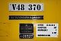 """O&K 26527 - Opel """"V 48 370"""" 11.08.2021 - EinsiedlerhofStephan Diehl"""