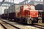 """O&K 26537 - IZN """"ZONS"""" __.__.196x - Dormagen-StürzelbergIndustriebahn Zons-Nievenheim (Archiv Dietmar Stresow)"""