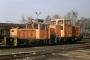 """O&K 26593 - RAG """"V 633"""" 05.08.1983 - Dortmund, RAG-Depot MooskampHans-Peter Gladtfeld"""