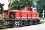 """O&K 26615 - Zillertalbahn """"D 8"""" 23.09.2002 - Strass (Zillertal)Michael Taylor"""