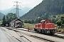 "O&K 26615 - Zillertalbahn ""D 8"" __.08.2005 - MayrhofenErhard Hemer"