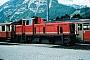 """O&K 26615 - Zillertalbahn """"D 8"""" 24.10.1983 - JenbachErnst Lauer"""