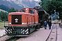 "O&K 26616 - Zillertalbahn ""D 9"" 13.07.1978 - Ramsau-HippachErhard Hemer"