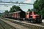 """O&K 26656 - Kieswerk Hüntwangen """"Tm 1"""" 16.07.1991 - Horgen, BahnhofFrank Glaubitz"""