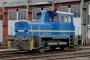 O&K 26819 - Unirail 20.11.2007 - Siegen, BahnbetriebswerkMichael Baier