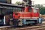 O&K 26819 - SR __.05.1987 - Duisburg-Wedau, Anschluss Firma Stahlberg RoenschStefan Falkenhagen