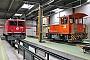 """RACO 1990 - RhB """"89"""" 14.04.2012 - Depot SamedanGunther Lange"""